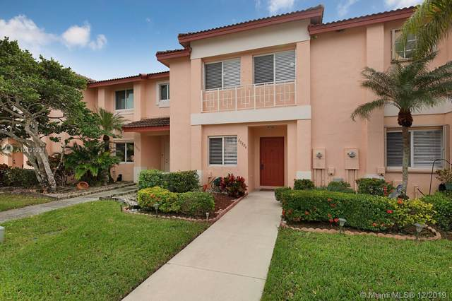 20824 NW 1st St, Pembroke Pines, FL 33029 (MLS #A10791991) :: Castelli Real Estate Services