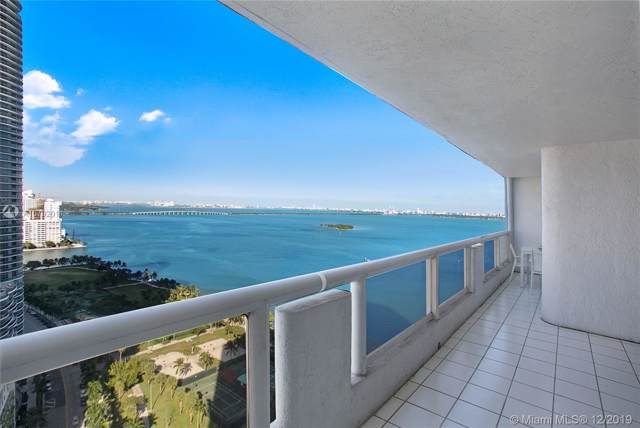 1717 N Bayshore Dr A-3050, Miami, FL 33132 (MLS #A10792011) :: The Jack Coden Group