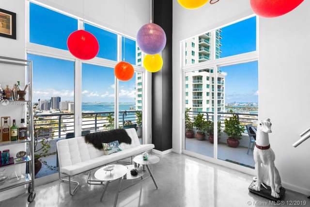 133 NE 2nd Ave #3501, Miami, FL 33132 (MLS #A10792450) :: Berkshire Hathaway HomeServices EWM Realty