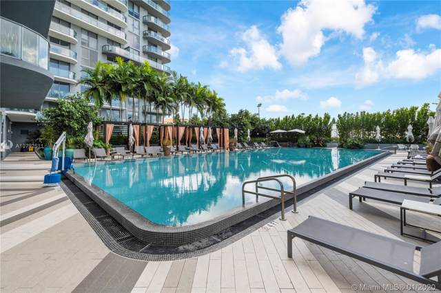 121 NE 34th St #905, Miami, FL 33137 (MLS #A10792511) :: Prestige Realty Group