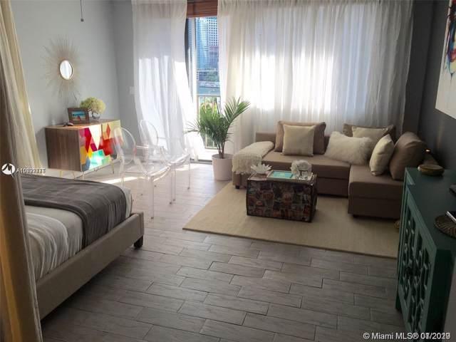 520 Brickell Key Dr A917, Miami, FL 33131 (MLS #A10792777) :: Berkshire Hathaway HomeServices EWM Realty
