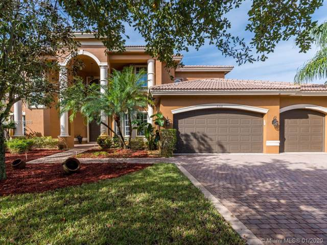 4308 SW 195th Ter, Miramar, FL 33029 (MLS #A10792846) :: Green Realty Properties