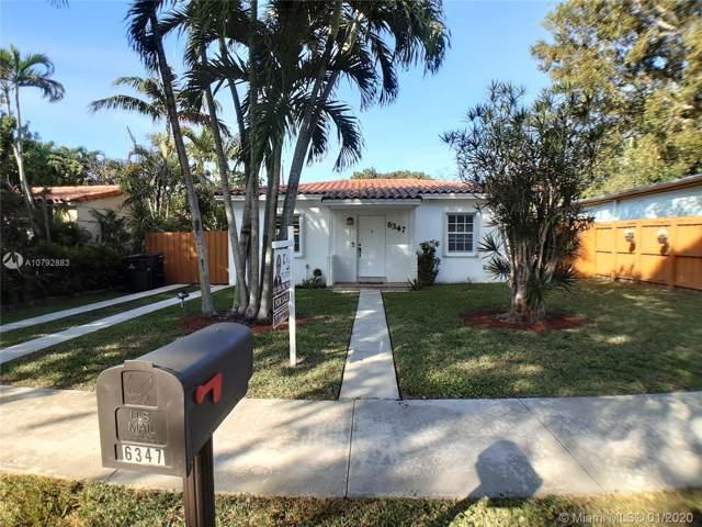 6347 SW 41st St, South Miami, FL 33155 (MLS #A10792883) :: Castelli Real Estate Services