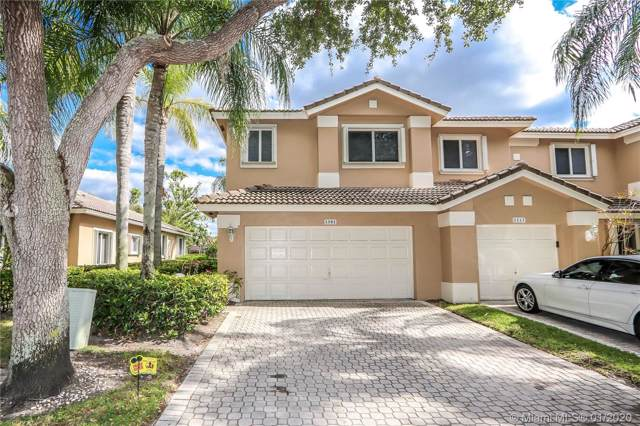 1101 SW 158th Ave, Pembroke Pines, FL 33027 (MLS #A10793036) :: RICK BANNON, P.A. with RE/MAX CONSULTANTS REALTY I
