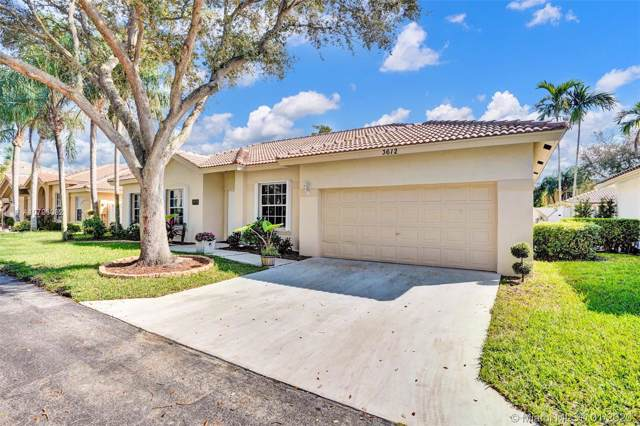 3612 Sahara Springs Blvd, Pompano Beach, FL 33069 (MLS #A10793082) :: Grove Properties