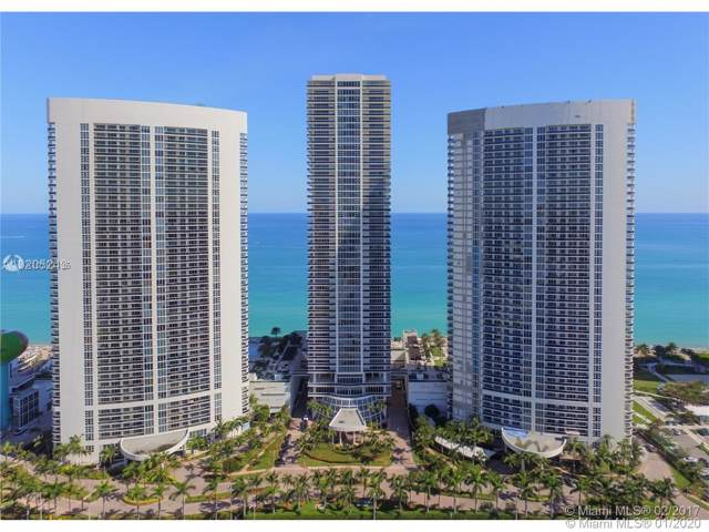 1850 S Ocean Dr #2409, Hallandale, FL 33009 (MLS #A10793135) :: The Riley Smith Group