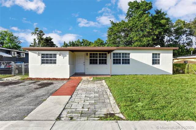 3601 SW 40th St, West Park, FL 33023 (MLS #A10793210) :: The Teri Arbogast Team at Keller Williams Partners SW