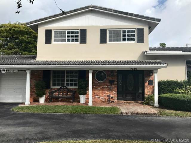 7391 SW 115th St, Pinecrest, FL 33156 (MLS #A10793262) :: The Riley Smith Group