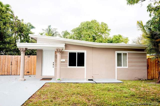 13955 NW 5th Ct, North Miami, FL 33168 (MLS #A10793294) :: Albert Garcia Team