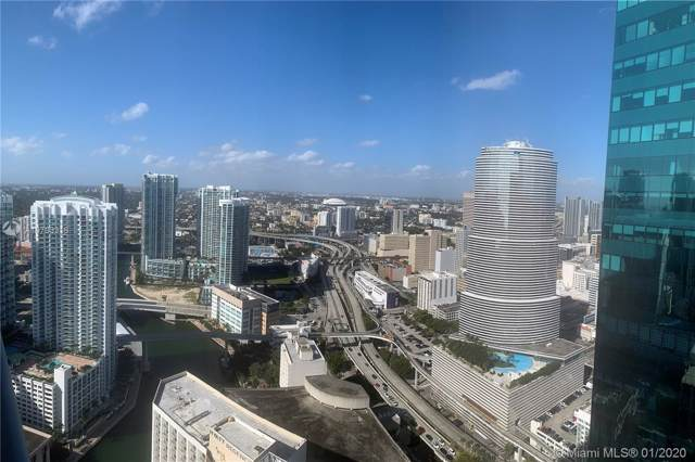200 Biscayne Boulevard Way #4810, Miami, FL 33131 (MLS #A10793318) :: Berkshire Hathaway HomeServices EWM Realty