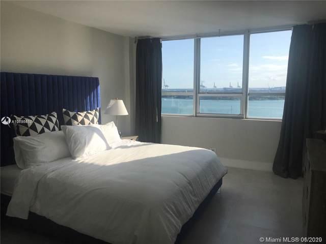 1500 Bay Rd 1422S, Miami Beach, FL 33139 (MLS #A10793457) :: Patty Accorto Team
