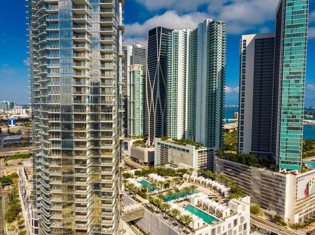 851 NE 1ST AVE #1505, Miami, FL 33132 (MLS #A10793592) :: ONE Sotheby's International Realty