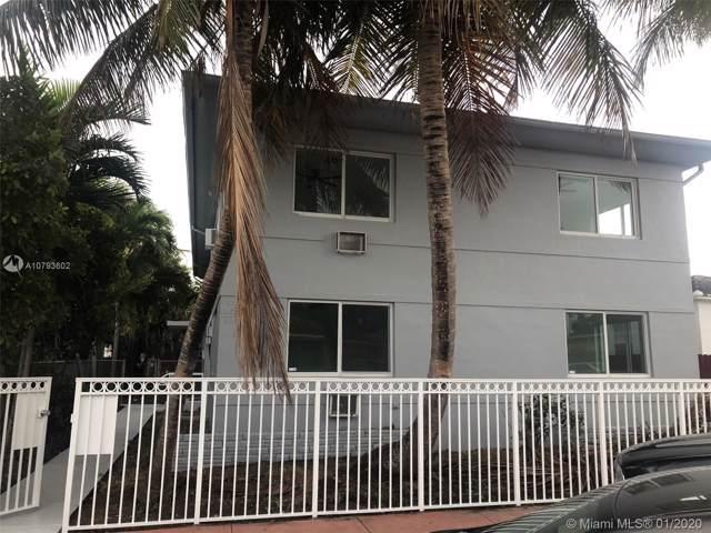 820 83rd St, Miami Beach, FL 33141 (MLS #A10793602) :: Patty Accorto Team