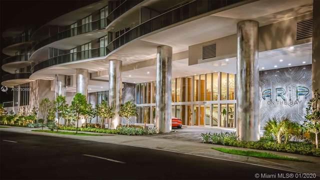 488 NE 18th St #4509, Miami, FL 33132 (MLS #A10793664) :: Berkshire Hathaway HomeServices EWM Realty