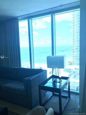 17315 Collins Ave #1605, Sunny Isles Beach, FL 33160 (MLS #A10793665) :: The Teri Arbogast Team at Keller Williams Partners SW