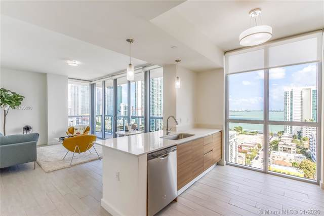 2500 Biscayne #1306, Miami, FL 33137 (MLS #A10793690) :: The Jack Coden Group