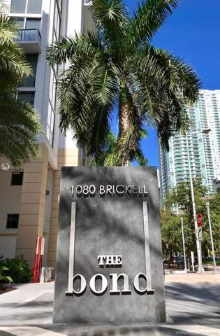 1080 Brickell Ave #3907, Miami, FL 33131 (MLS #A10794117) :: Berkshire Hathaway HomeServices EWM Realty