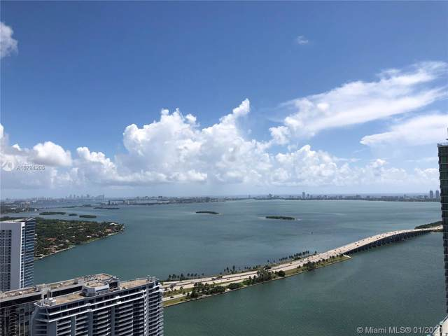 501 NE 31 Street #3704, Miami, FL 33137 (MLS #A10794205) :: The Pearl Realty Group