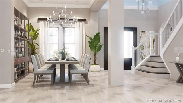 9115 Parkland Bay Dr, Parkland, FL 33076 (MLS #A10794347) :: Grove Properties
