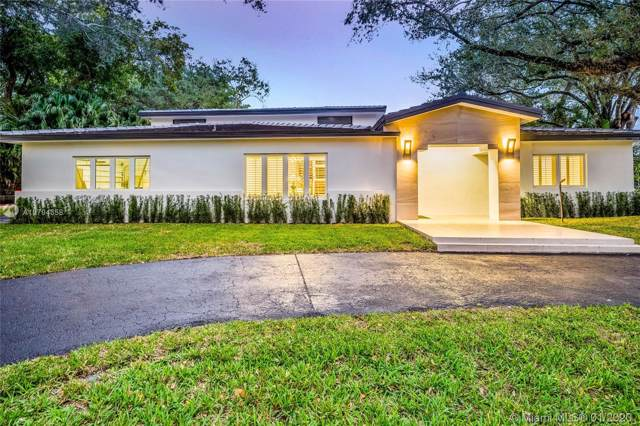 5901 Maynada St, Coral Gables, FL 33146 (MLS #A10794358) :: Green Realty Properties