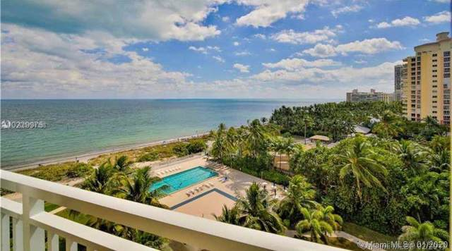 611 Ocean Dr. 9E, Key Biscayne, FL 33149 (MLS #A10794388) :: Castelli Real Estate Services