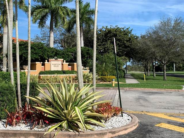 741 SW 107th Street #2206, Pembroke Pines, FL 33025 (MLS #A10794409) :: Green Realty Properties
