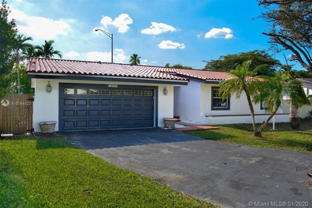 12980 SW 103rd Ter, Miami, FL 33186 (MLS #A10794422) :: Berkshire Hathaway HomeServices EWM Realty