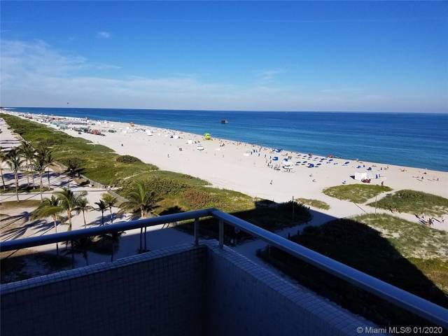 465 Ocean Dr #918, Miami Beach, FL 33139 (MLS #A10794504) :: The Paiz Group