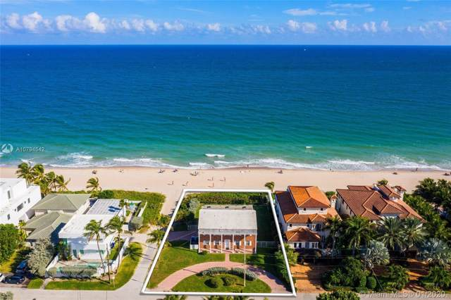 2424 N Atlantic Blvd, Fort Lauderdale, FL 33305 (MLS #A10794542) :: The Howland Group