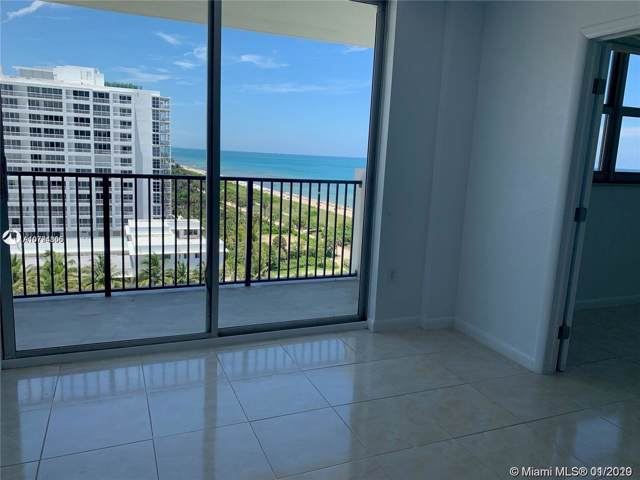 9273 Collins Ave #906, Surfside, FL 33154 (MLS #A10794805) :: The Jack Coden Group