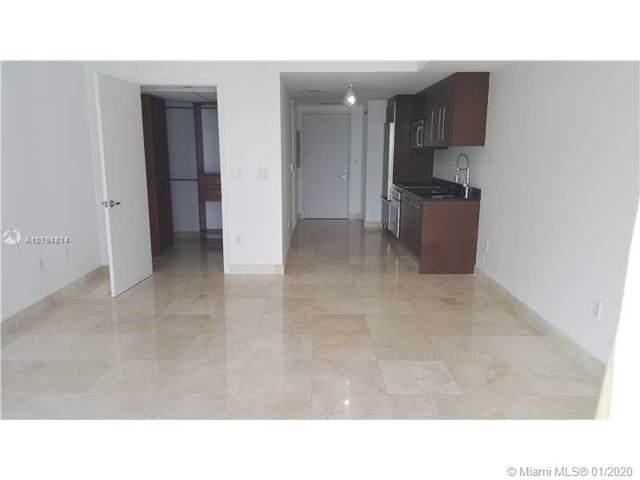 485 Brickell Ave #2205, Miami, FL 33131 (MLS #A10794814) :: Berkshire Hathaway HomeServices EWM Realty