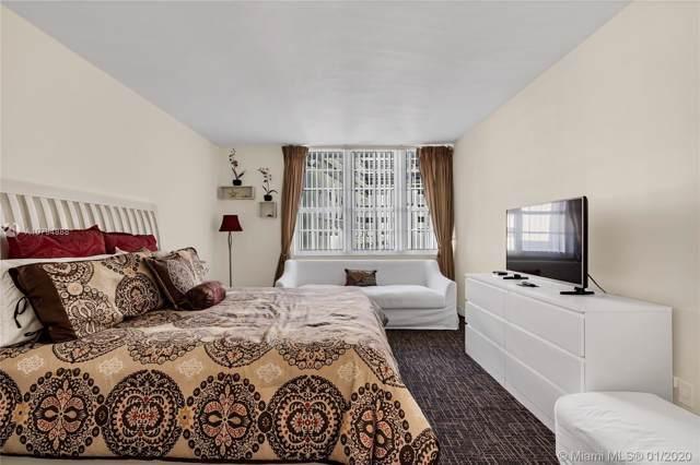 100 Lincoln Rd #633, Miami Beach, FL 33139 (MLS #A10794888) :: Berkshire Hathaway HomeServices EWM Realty