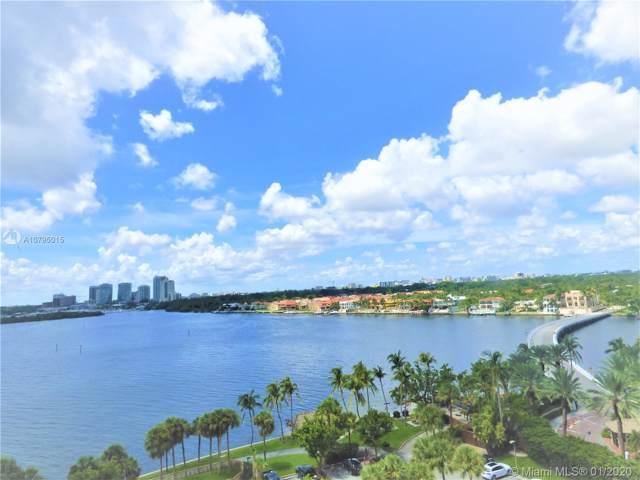 1 Grove Isle Dr A904, Miami, FL 33133 (MLS #A10795015) :: Berkshire Hathaway HomeServices EWM Realty