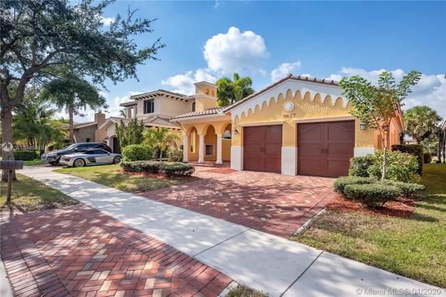 9627 Cinnamon Ct, Parkland, FL 33076 (MLS #A10795019) :: GK Realty Group LLC