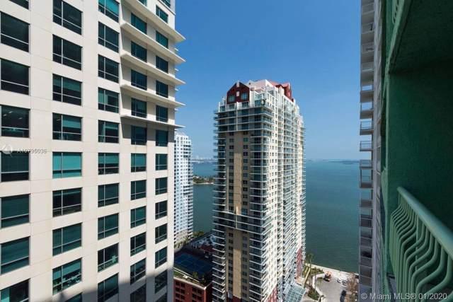 1200 Brickell Bay Dr #2210, Miami, FL 33131 (MLS #A10795036) :: Patty Accorto Team