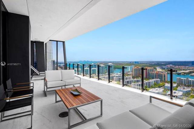 17141 Collins Ave #3202, Sunny Isles Beach, FL 33160 (MLS #A10795271) :: Ray De Leon with One Sotheby's International Realty