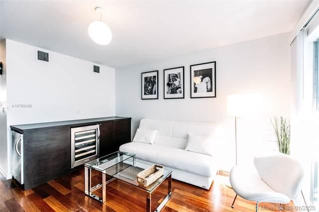 1550 Pennsylvania Ave #123, Miami Beach, FL 33139 (MLS #A10795406) :: Ray De Leon with One Sotheby's International Realty
