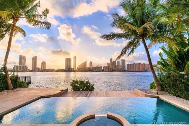 4032 Island Estates Dr, Aventura, FL 33160 (MLS #A10795419) :: Berkshire Hathaway HomeServices EWM Realty