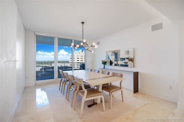 781 Crandon Blvd #706, Key Biscayne, FL 33149 (MLS #A10795517) :: Ray De Leon with One Sotheby's International Realty