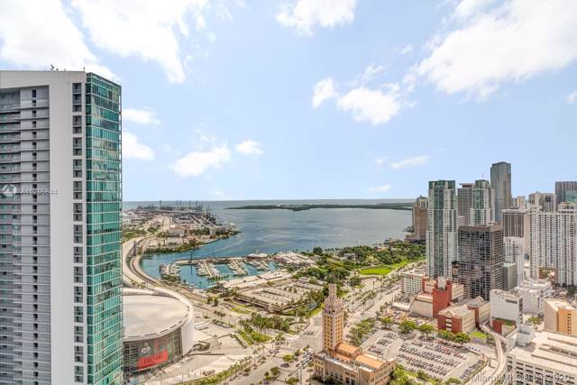 851 NE 1ST AVENUE #4205, Miami, FL 33132 (MLS #A10795644) :: KBiscayne Realty