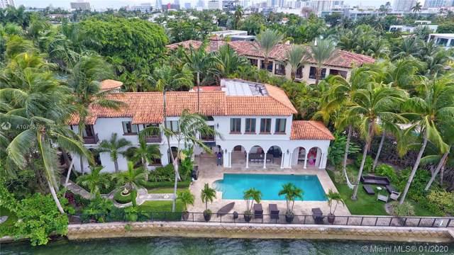2050 N Bay Rd, Miami Beach, FL 33140 (MLS #A10795794) :: Julian Johnston Team