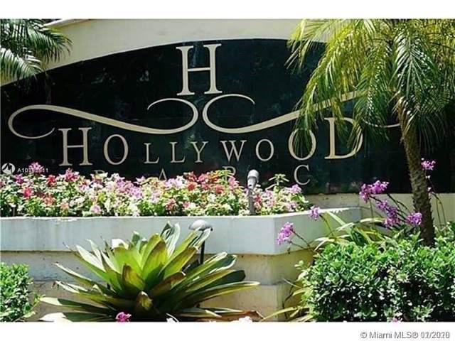 610 S Park Rd 14-1, Hollywood, FL 33021 (MLS #A10795811) :: Patty Accorto Team