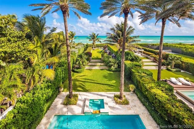 7737 Atlantic Way, Miami Beach, FL 33141 (MLS #A10795942) :: The Riley Smith Group