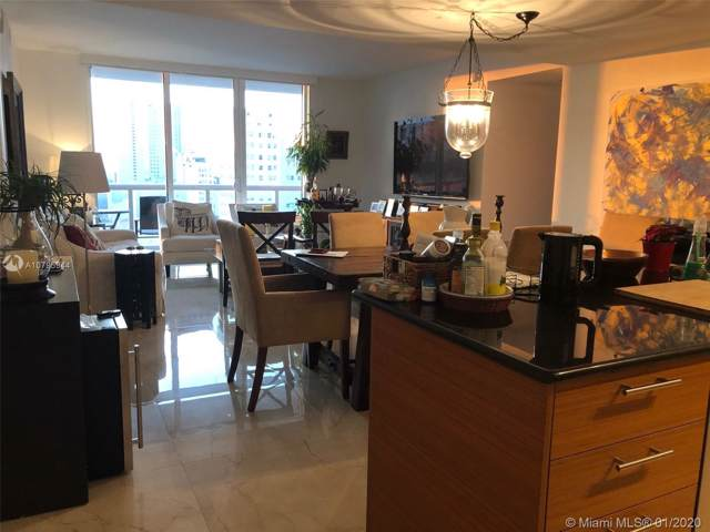 50 Biscayne Blvd #1701, Miami, FL 33132 (MLS #A10795944) :: Berkshire Hathaway HomeServices EWM Realty