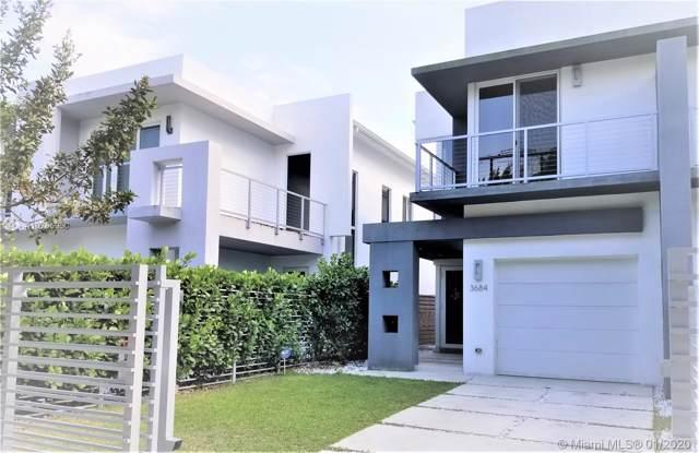 3684 SW 23rd Ter #3684, Miami, FL 33145 (MLS #A10795950) :: Berkshire Hathaway HomeServices EWM Realty