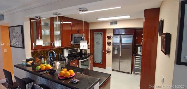 1920 S Ocean Dr 18D, Hallandale, FL 33009 (MLS #A10795958) :: Berkshire Hathaway HomeServices EWM Realty