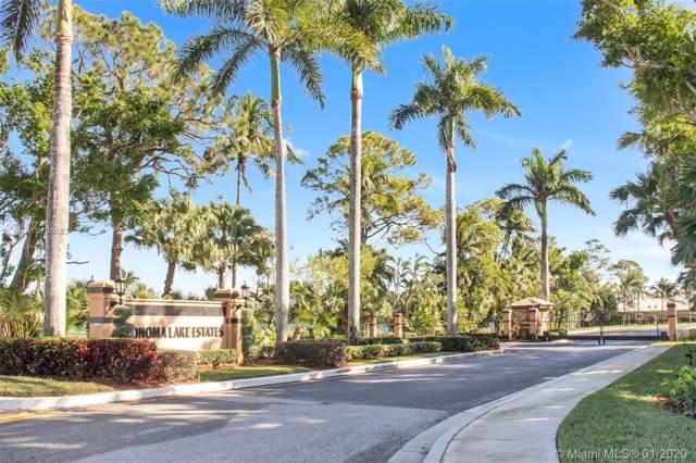 8903 Sonoma Lake Blvd, Boca Raton, FL 33434 (MLS #A10796083) :: The Howland Group