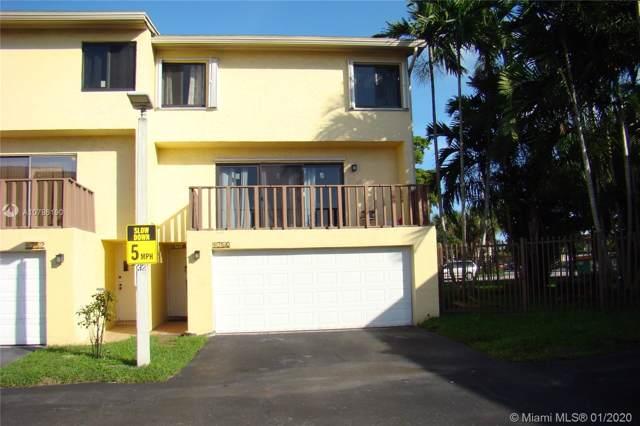 8750 SW 154th Cir Pl 4O, Miami, FL 33193 (MLS #A10796190) :: Castelli Real Estate Services
