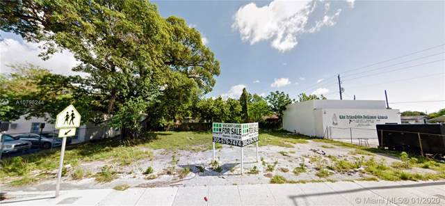 2407 NW 54th St, Miami, FL 33142 (MLS #A10796244) :: The Teri Arbogast Team at Keller Williams Partners SW