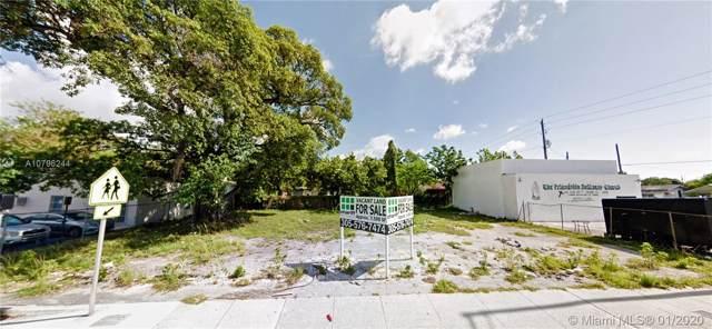 2407 NW 54th St, Miami, FL 33142 (MLS #A10796244) :: Berkshire Hathaway HomeServices EWM Realty